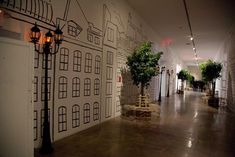 The design concept touched all areas of Skylight SoHo's 15,000-square-foot interior, including the hallway, which Target remodeled into a Parisian-style...