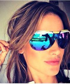 Alessandra Ambrosio - Gafas de sol Dior - Dior sunglasses - Tendencias 2014  Óculos De Sol 245310d15e