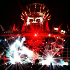Electric Daisy Carnival Las Vegas 2012    This stage was !%&*^%$ awesome