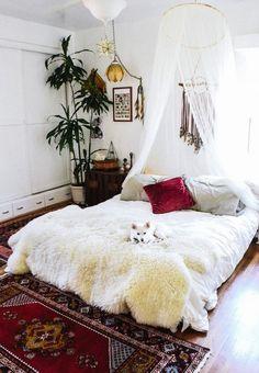 oh so cozy...