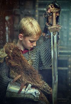 Молодой Король Артур Дата размещения фото: 29.08.2014