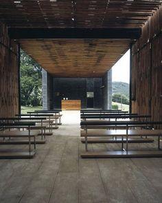Porciuncula De La Milagrosa Chapel, Bogota, Calombia