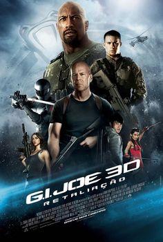 Um ótimo filme de ação para o final de semana G.I. Joe 2: Retaliação