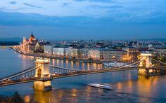 Budapeste Património da Humanidade - Bilhete de Viagem