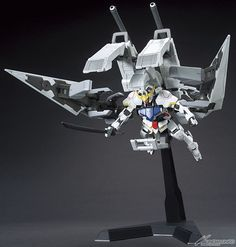 HG IBO 1/144 Gundam Barbatos and Long Distance Transport Booster Kutan Type-III : Official BOX ART, Images, Info Release http://www.gunjap.net/site/?p=285651