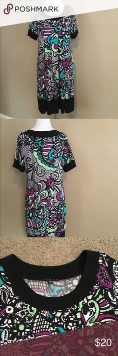 Women dress size M Nice dress used good condition tiana B Dresses