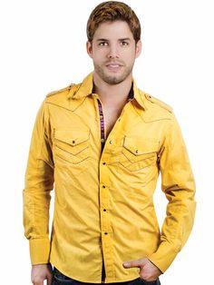32095 Camisa Casual Caballero El General