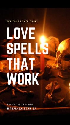 In this post, you will discover love spells that work to get your lover back. If you just lost your lover or your ex left you for another person, this is the spell that will get your ex lover back begging for your love. #LoveSpells #LoveSpellsthatwork #lovespellsthatworkfast #protectionspell #freelovespells #lovespellsthatworkinminutes #getexloverback #getexback Love Spell Chant, Cast A Love Spell, Love Spell That Work, Free Love Spells, Powerful Love Spells, Spells That Actually Work, Attraction Spells, Secret Space, Love Spell Caster
