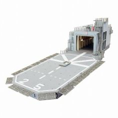 New MK08-09 Paper Craft 1/144 first snow type DD helicopter deck from Japan aa