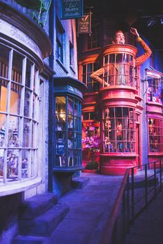 Welcome to Diagon Alley *hagrid voice* don't tell me you didn't read it in his voice because I know you did