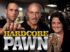 EXCLUSIVE: Interview With 'Hardcore Pawn' Stars Les Gold and Ashley Broad