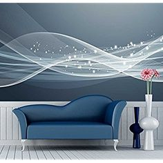 """Amazon.com: Wall26 - Large Wall Mural - Gorgeous Lines and Patterns 