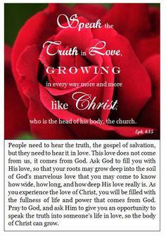Bible Devotional - Love