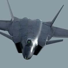 Chengdu J-20 stealth fighter.
