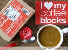 Calling all Bulletproof Coffee Fans ~ Coffee Blocks Giveaway #giveaway #bulletproofcoffee #coffeeblocks