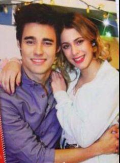 Martina y Jorge ils finirons peut etre ensemble finalement  En tous cas moi je suis pour Jortini !!!!