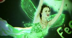 Im the green fairy!