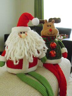 cojines navideños - Buscar con Google
