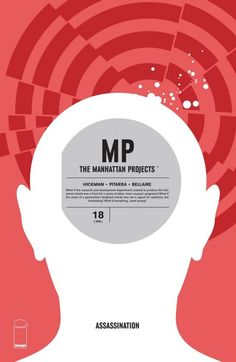 Manhattan Projects #18 #Image #ManhattanProjects On Sale: 2/26/2014