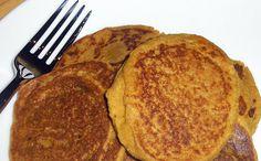 carnivorous/cruciferous: High Protein Pumpkin Pancakes