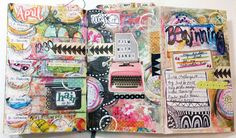 """""""Every Life Has a Story!"""" - {Roben-Marie Smith} - The Documented Life Project Weekly PlannerPages..."""
