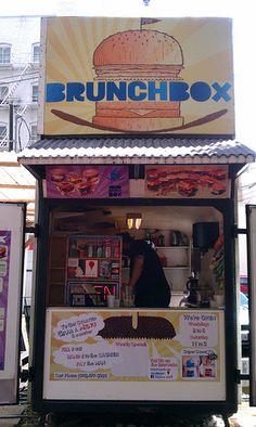 Brunch Box, 5th Avenue, Portland