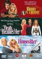 Bird on a Wire / Death Becomes Her / Housesitter (3 disc) - DVD - Elokuvat - CDON.COM