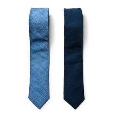 Apolis Chambray Tie