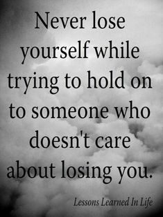 .Never lose yourself while trying.... #quotes #TopPinPin