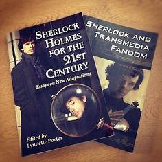 Thanks to McFarland Books we've just received these two books collecting academic essays on the BBC Series and other interpretations of Sherlock Holmes. The books are available in the UK and USA, but...