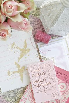 love poems, my favorite kind! (That is also my favorite book).