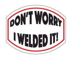 These stickers are 3.00 for 5 stickers at H2osStickers.com welding hardhat sticker