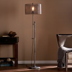 "Trent Austin Design® Germain 66"" LED Floor Lamp"