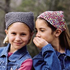 Cute Spring Crochet Patterns from Leisure Arts