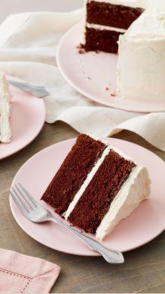 Sweets Recipes, Fun Desserts, Cake Recipes, Cupcake Cake Designs, Cupcake Cakes, Wilton Cakes, Wilton Cake Decorating, Birthday Cake Decorating, Valentine Treats