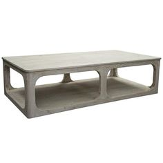 CFC Reclaimed Lumber Gimso Coffee Table Dimensions: 68 x 36 x 18
