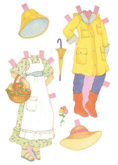 Paper Dolls~Mandy - Bonnie Jones - Álbuns da web do Picasa Paper Art, Paper Crafts, Art Rules, Paper Dolls Printable, Fabric Beads, Vintage Paper Dolls, Retro Toys, Paper Toys, Paper Puppets