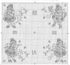 Just Cross Stitch Patterns | Learn craft is facilisimo.com  lf2