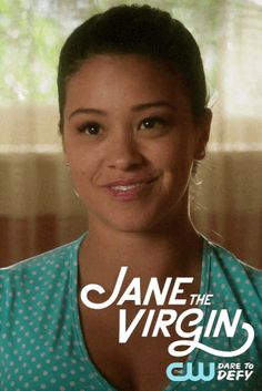 Caught your eye, didn't she? Fall in love with Golden Globe winner Gina Rodriguez all over again when the new season of Jane The Virgin premieres Monday, October 12, 2015 at 9/8c on The CW