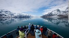 weirdest+natural+wonders | Glacier Bay National Park and Preserve, Alaska.