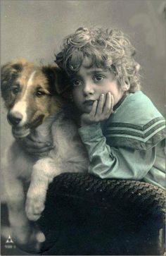 vintage - enfants
