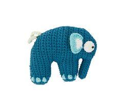 rammelaar olifantje petrol