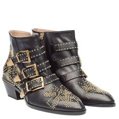 #Chloe ankle boots. #sigrunwoehr