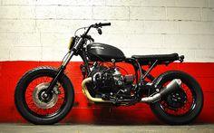 '92 BMW R100R – Blitz Motorcycles