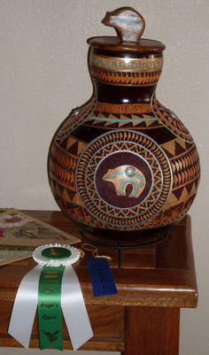 Arizona Gourds | Gourd-Designs - Awards