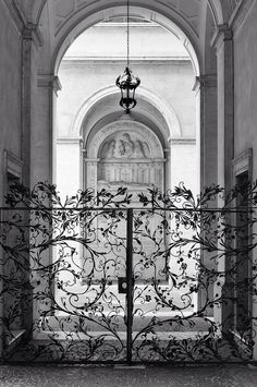 Beautiful gate - Vintagehome
