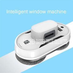 New Intelligent window cleaning robot household full automatic cleaning glass window treasure electric cleaning glass machine Cleaning Appliances, Home Appliances, Cheap Vacuum, Window Cleaner, Cool Things To Buy, Household, Windows, Glass, Electric