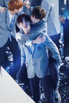 Minhyun & Seonho♡{}