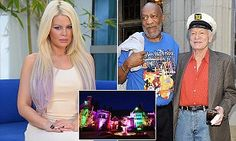 Bill Cosby faces new claim he committed sex attack at the Playboy Mansion | Daily Mail Online