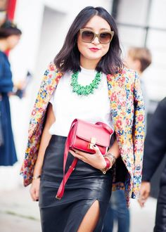 Spring+Awakening!+25+Floral+Outfits+To+Welcome+The+New+Season+via+@WhoWhatWear